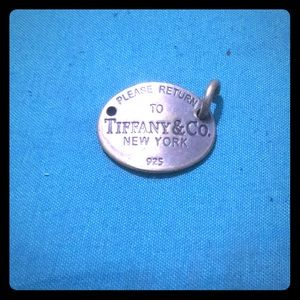 Tiffany&co. cute piece 925 genuine